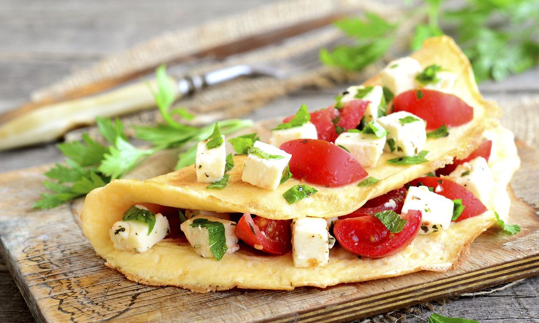 Ideas fáciles y originales de tortillas francesas para cenar