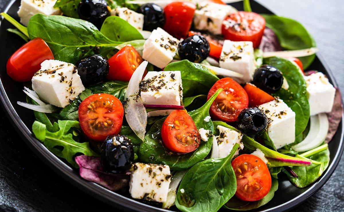 Sanas, originales, fáciles y deliciosas. ¡A estas ensaladas no se les puede pedir más!