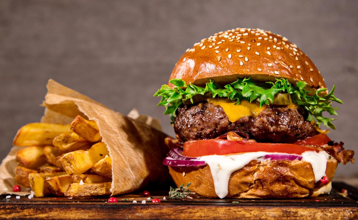 Clásica, vegetal, marinera… y tú, ¿de qué 'burger' eres?