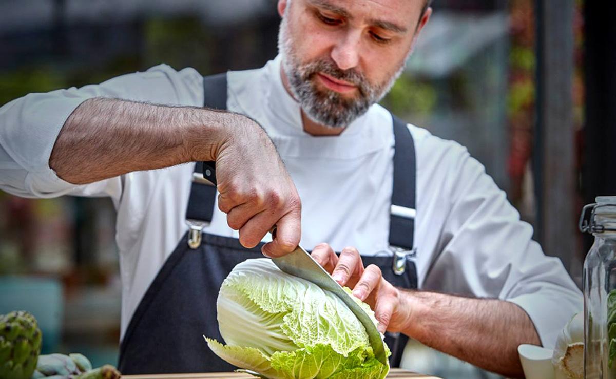 ¿'Fan' de los platos vegetales? ¡Entonces no te puedes perder la cocina de estos chefs!