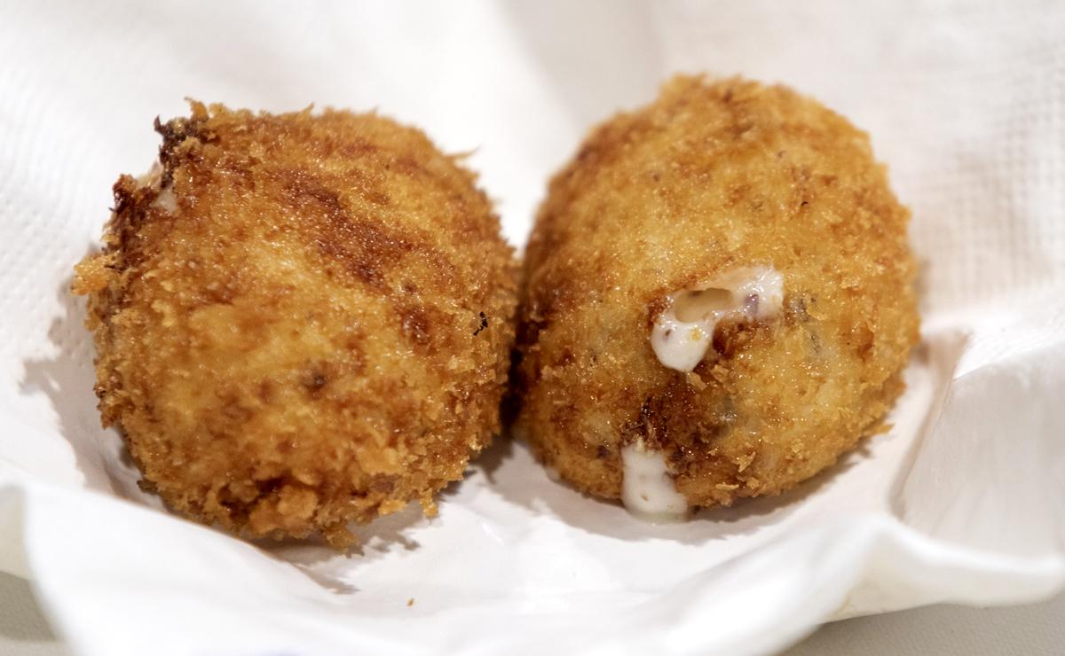 Y el restaurante donde cocinan 'Las mejores croquetas de jamón del mundo' es…