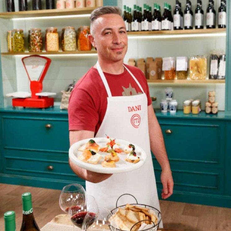 Dani, octavo aspirante expulsado de las cocinas de 'MasterChef 9'