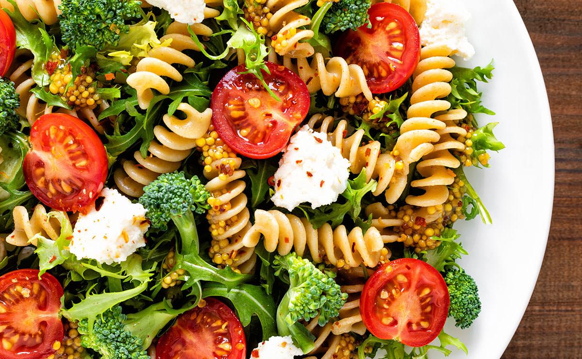 15 irresistibles ensaladas de pasta para todos los gustos