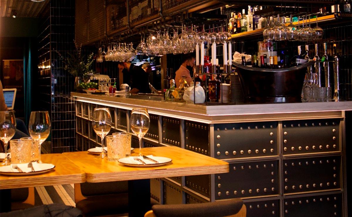 Concepto X, nuevo restaurante en el gastronómico barrio del Retiro