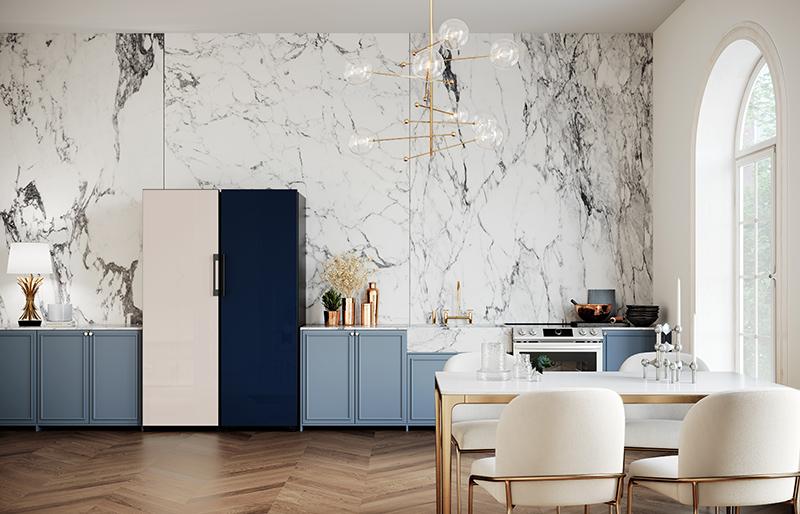 Bespoke de Samsung, los frigoríficos que se adaptan a tu estilo