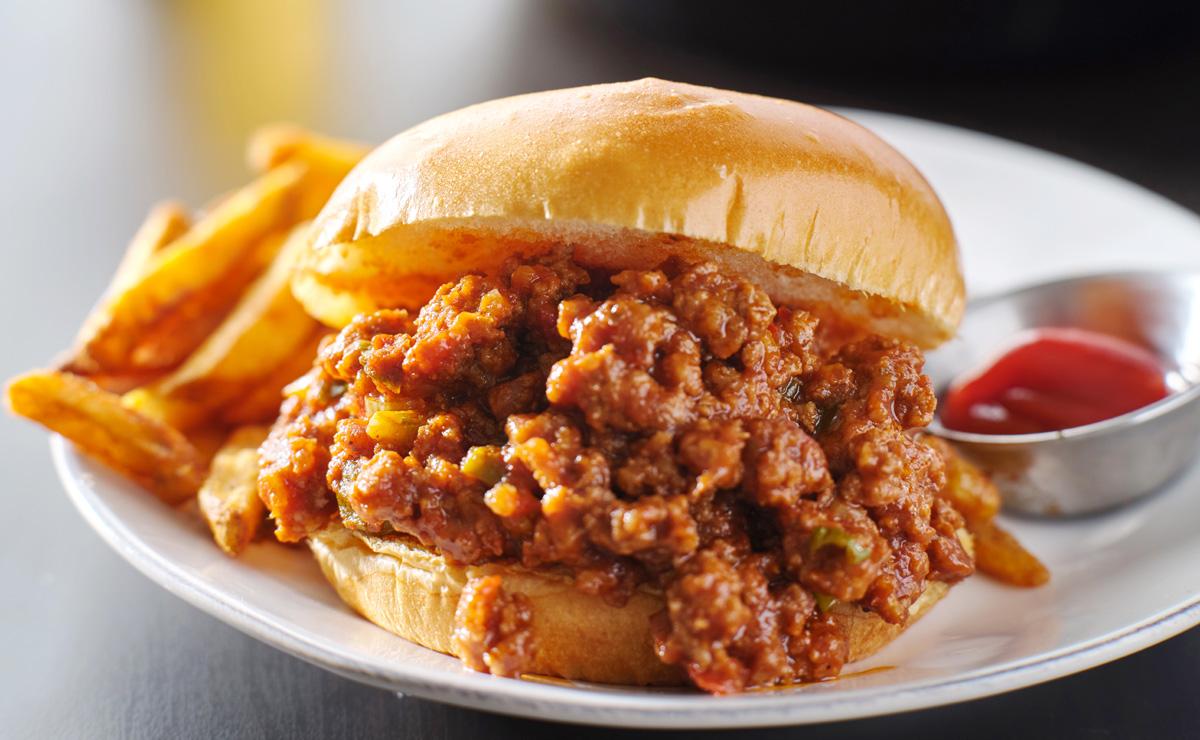 'Sloppy Joe': si no conocías este sándwich de carne… ¡vas a tener un flechazo gastro!