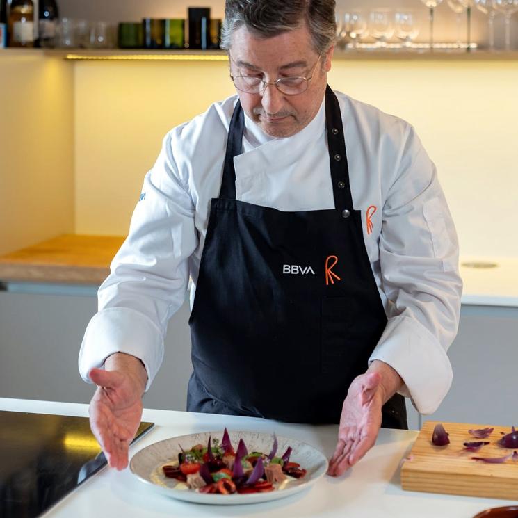 La increíble ensalada de atún de Joan Roca: rica, sana, bonita y sostenible