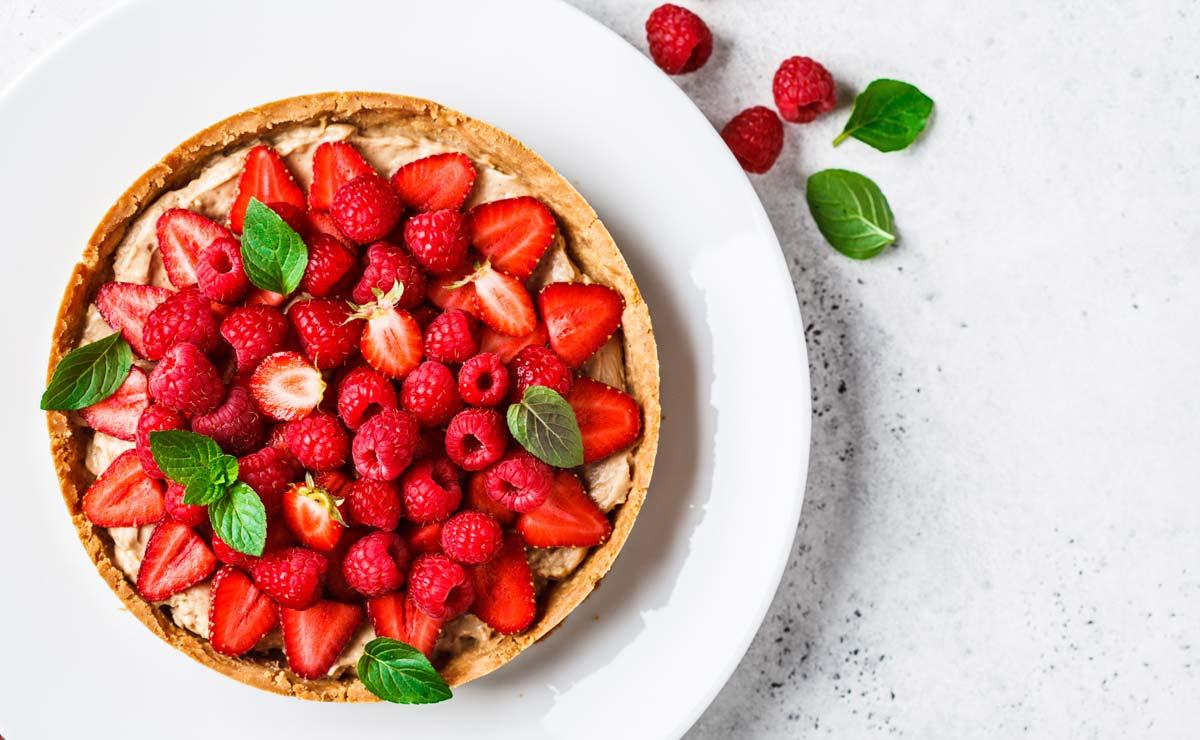 ¿Tartas y fruta? ¡Disfruta de esta deliciosa combinación!