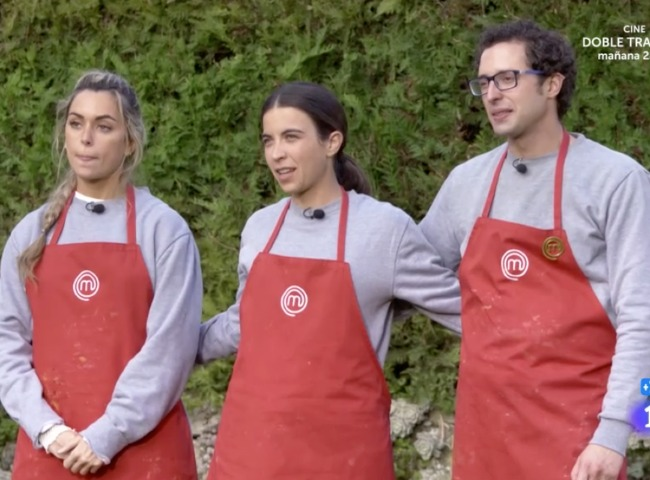 María, Meri y Fran, primeros semifinalistas