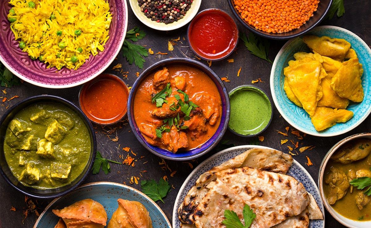 7 platos para viajar a la India a través de su aroma y su sabor