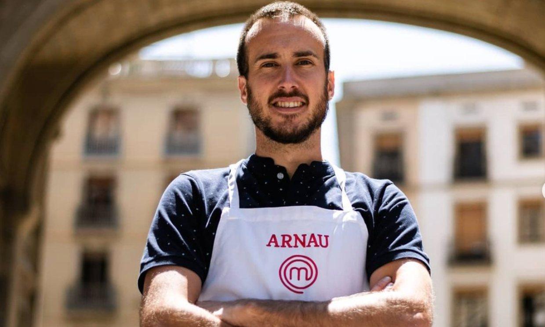 Arnau se convierte en el ganador de la novena edición de 'MasterChef'