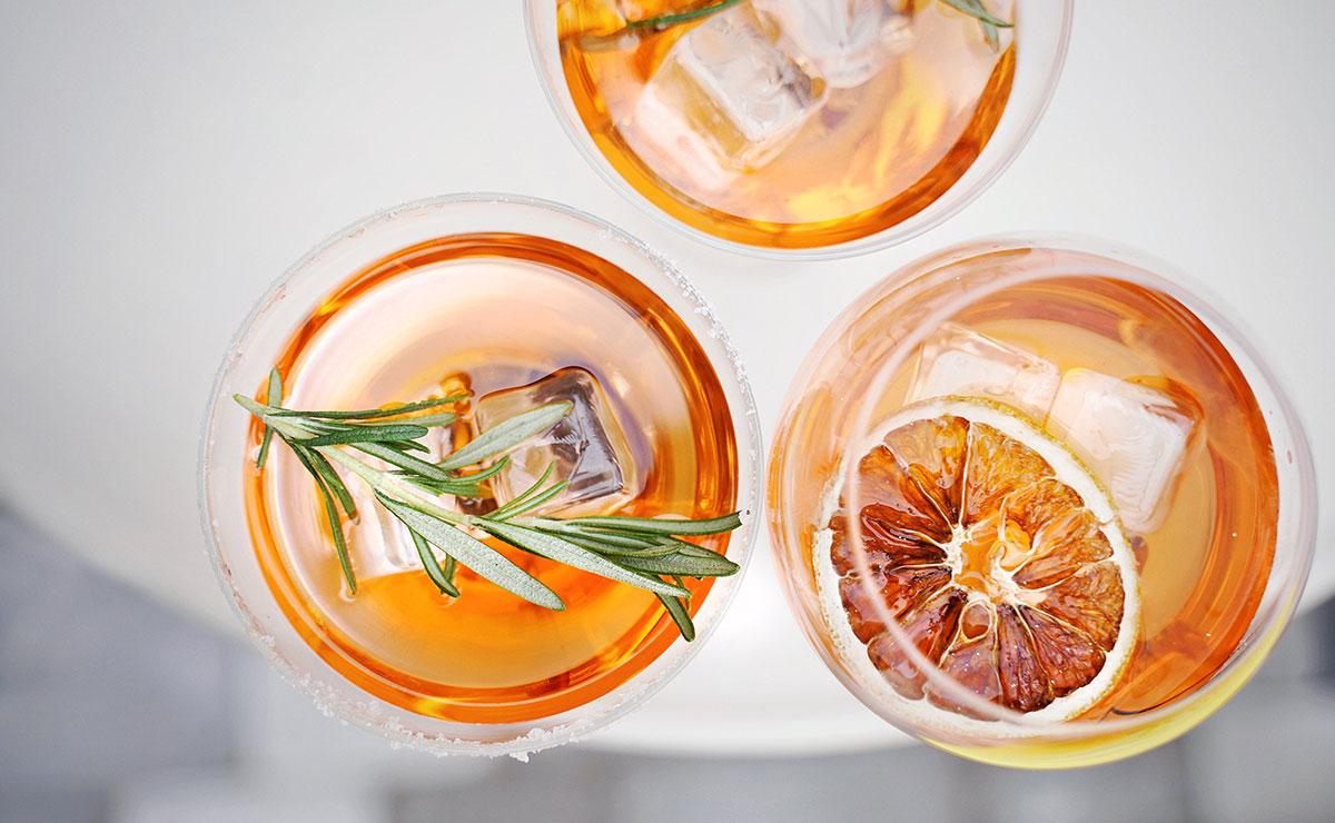 Zumos, infusiones, café frío... y otras nuevas bebidas para el verano