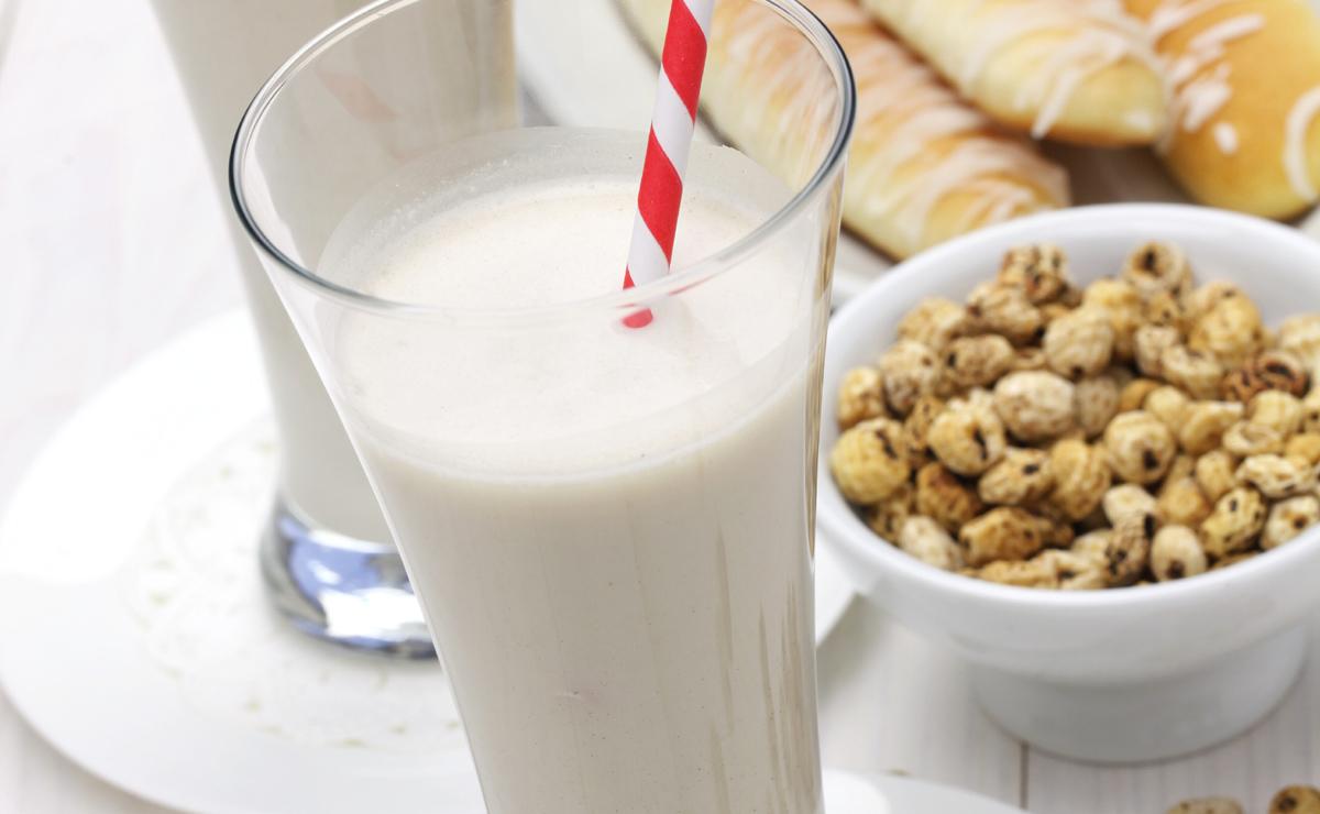 Horchata y leche merengada: dos clásicos que saben a verano