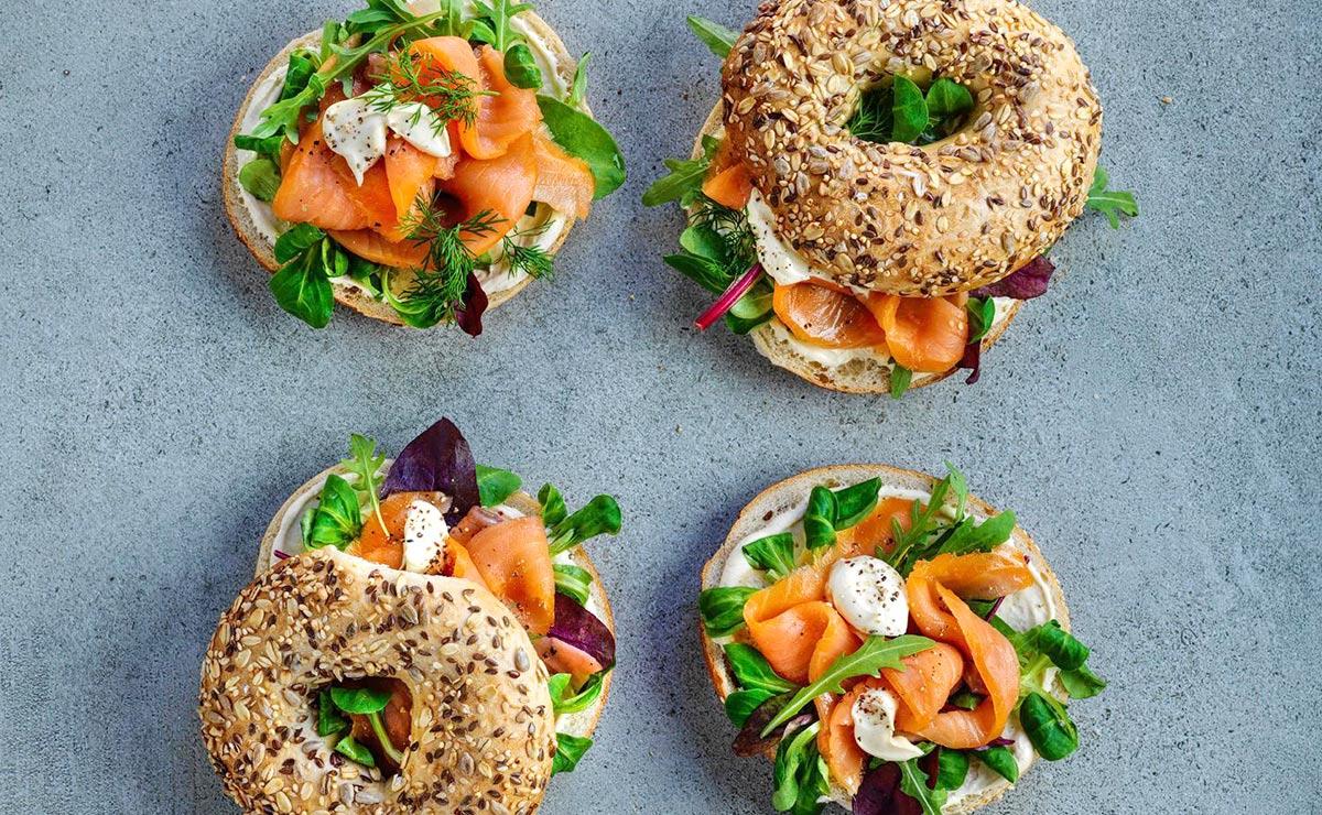 ¿Recetas con salmón para desayunar? ¡Por supuesto!