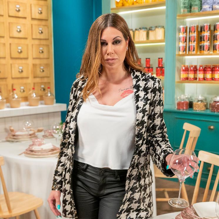 Tamara, muy afectada, confiesa su delicada situación económica tras su expulsión de MasterChef Celebrity 6