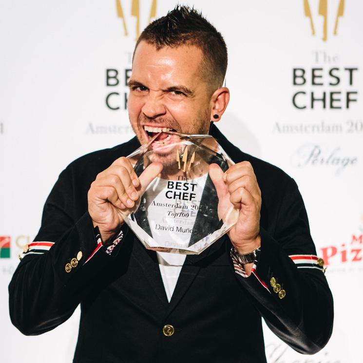 Y el 'Mejor cocinero del mundo' es... ¡David Muñoz!