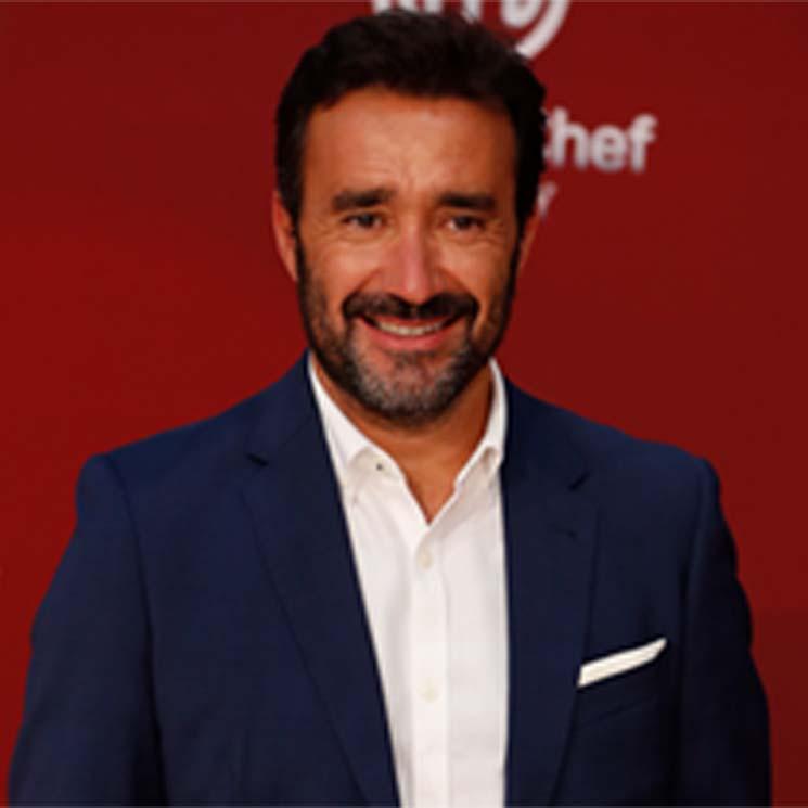 Debutó con 16 años en la radio y tiene dos hijos: así es Juanma Castaño, concursante de 'Masterchef Celebrity 6'