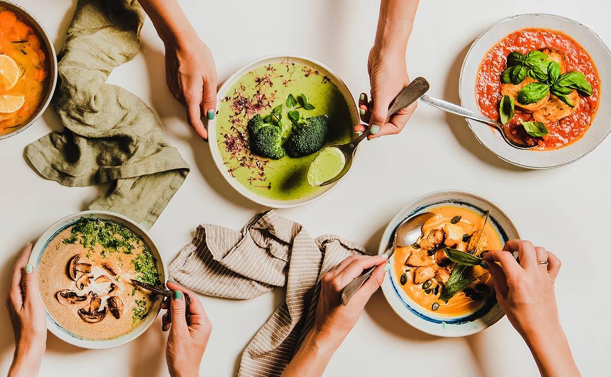 Las mejores cremas de verduras para estrenar el otoño