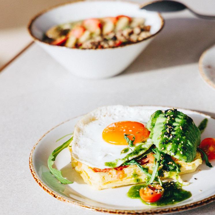 9 restaurantes para disfrutar a tope en la mesa sin renunciar a una dieta sana