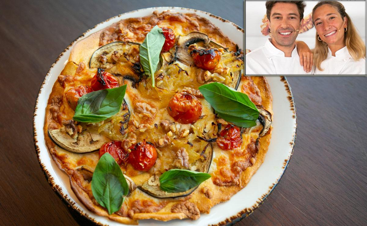 Pizza y canelones, versión 'healthy': Chef Bosquet y Amelicious demuestran que es posible