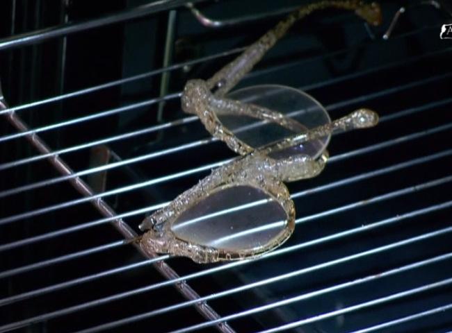 Las gafas quemadas de Terelu Campos
