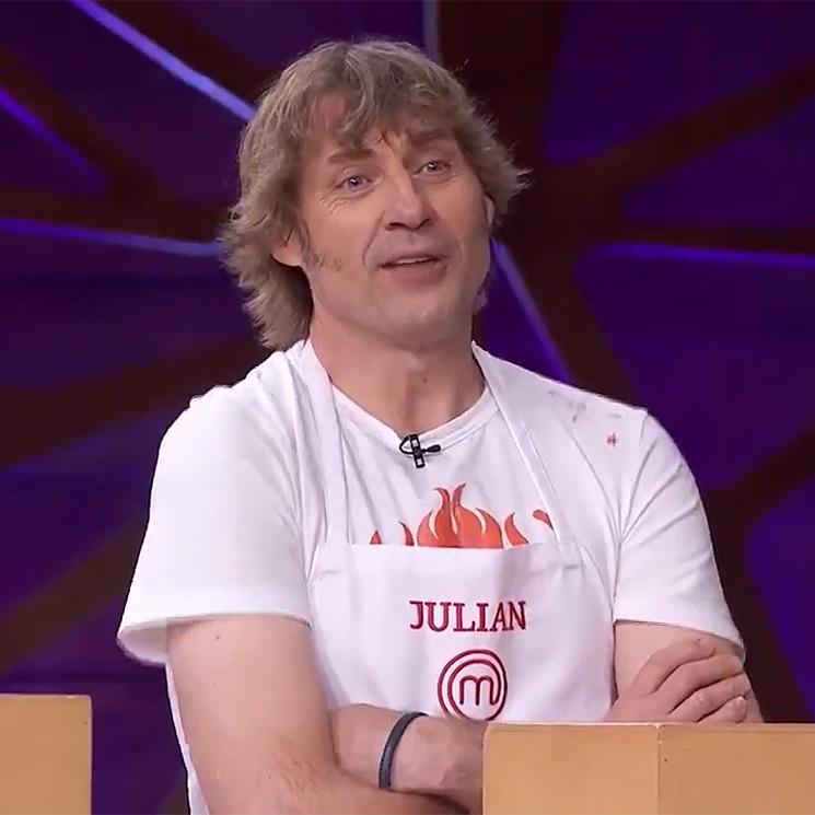 El triste motivo por el que Julian Iantzi se ausentó de 'MasterChef Celebrity'