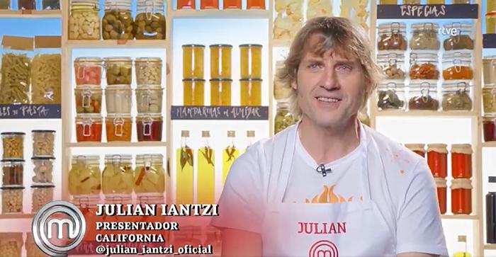 julian iantzi en masterchef