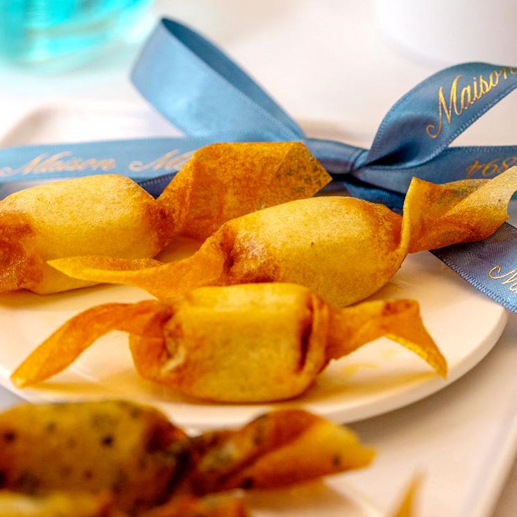 ¡Con forma de caramelo! Así son las 'Mejores patatas bravas del mundo'