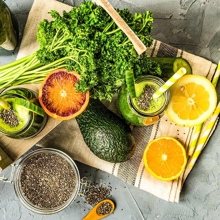 7 batidos saludables y energéticos para recuperarte después de hacer ejercicio
