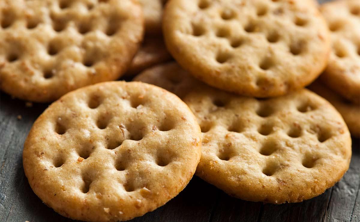 Cómo hacer galletas saladas caseras, un 'snack' perfecto a cualquier hora