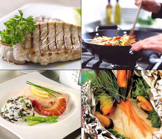 T cnicas culinarias que ayudan a mantener a raya la silueta - Tecnicas basicas de cocina ...
