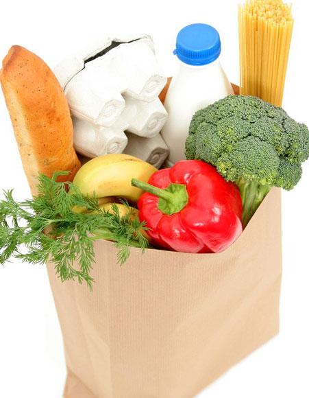 dibujos de alimentos que contienen calcio