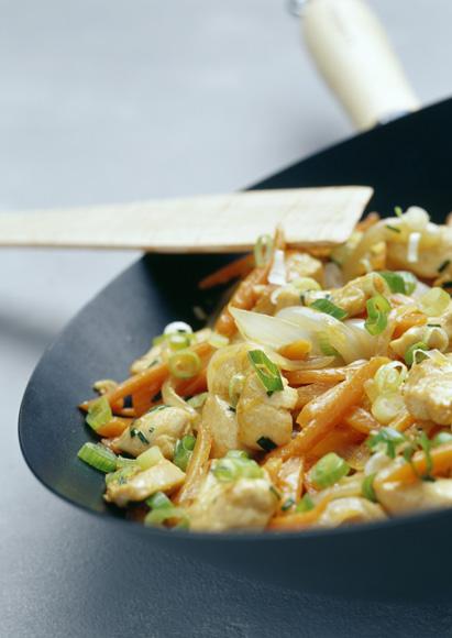 Cocina con 'wok': ¿por qué resulta tan aconsejable para un dieta sana y ligera?