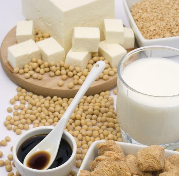 ¿Por qué es una buena idea incluir la soja en nuestra dieta?