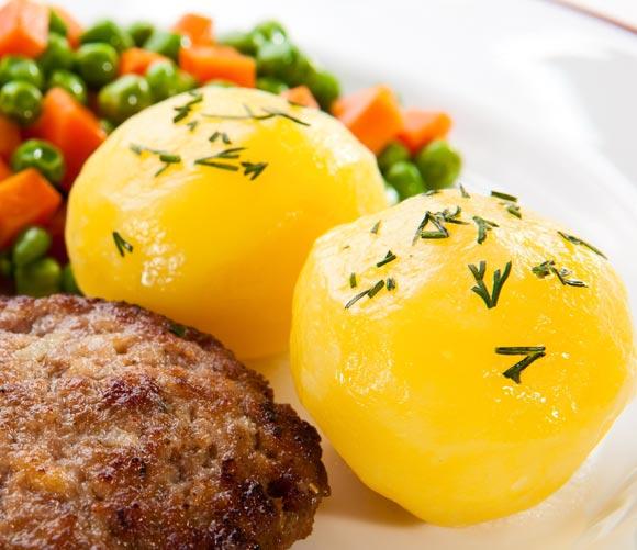Pure de verduras sin patata dieta