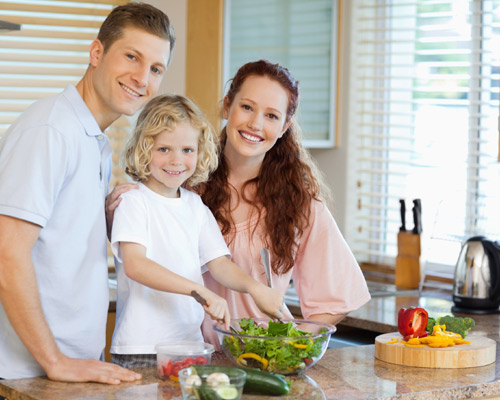Nutrici n infantil es aconsejable obligar a los ni os a for Canal cocina cocina de familia