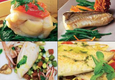 Cocina ligera: seis recetas con sabor a mar, perfectas para cuidar la línea