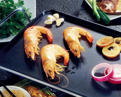 Planchas de cocina s cales el m ximo partido - Cocinar a la plancha ...