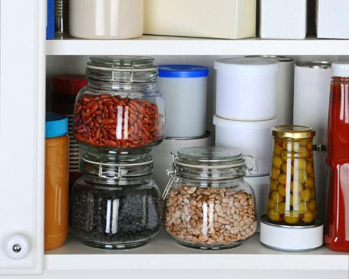 El correcto almacenamiento de los alimentos una magn fica for Productos antihumedad para la casa