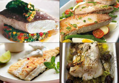 Cocina ligera: cuatro recetas con pescado muy sabrosas, sanas y perfectas para cuidar la línea