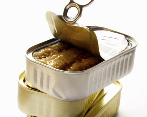 Calorias anchoas en aceite