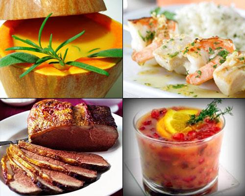 Menús de Navidad y cocina ligera… ¡pueden ser compatibles!