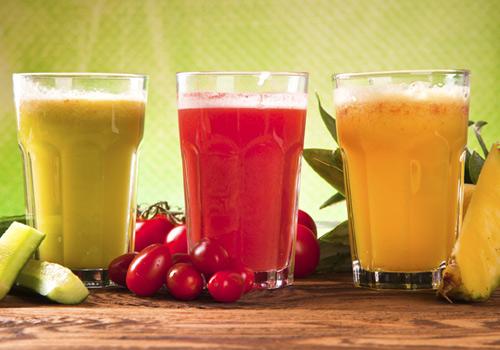 Seis zumos que te ayudan a depurar el organismo