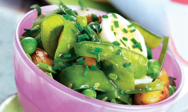 Cocina ligera: cinco ideas para preparar una ensalada diferente… ¡y deliciosa!