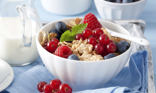 'Tips' de nutrición: diez consejos para un desayuno saludable