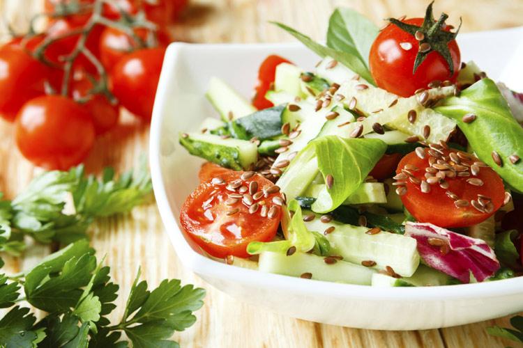 Ch a s samo quinoa las semillas enriquecen tu dieta for Decoracion de ensaladas