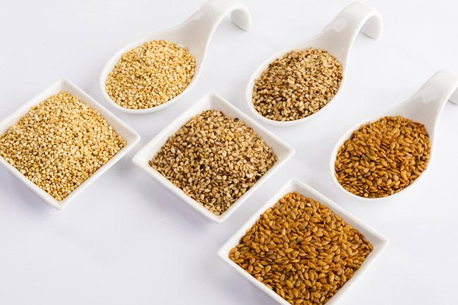 Ch a s samo quinoa las semillas enriquecen tu dieta for Semillas de frutas y verduras