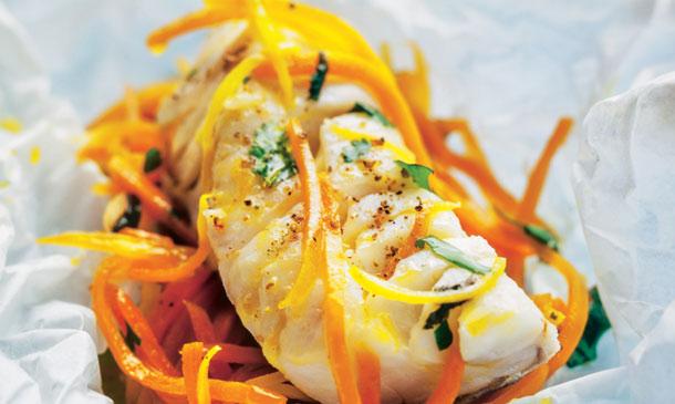 Cocina ligera: cinco recetas sanas y muy sabrosas para disfrutar del pescado