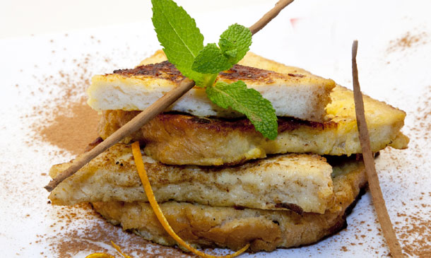 ¿Unas torrijas 'light'? ¡Sí, es posible!