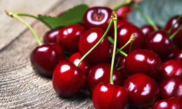 Placer 'light' de temporada: las cerezas